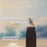 Cover Art: Boreas Duo – Music for a while